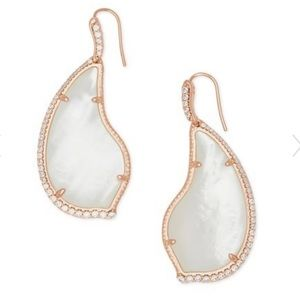 NWT Kendra Scott Tinley teardrop earrings
